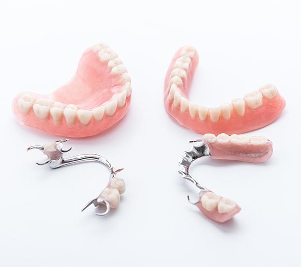Astoria Dentures and Partial Dentures