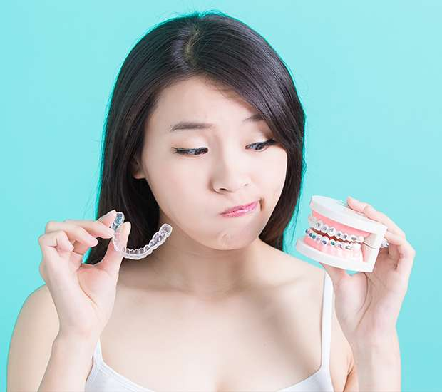 Astoria Which is Better Invisalign or Braces